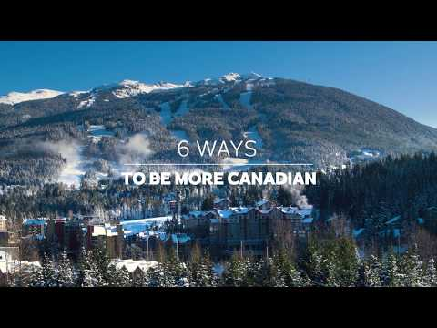 Whistler Itineraries   Canadiana