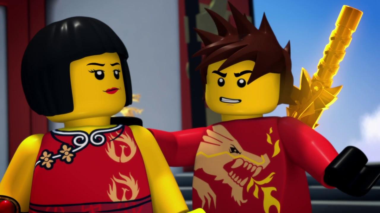 Download LEGO Ninjago - Season 1 Episode 1 Rise of the Snakes Full Episodes English Animation for Kids