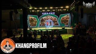 Vì quá yêu đội tuyển Việt Nam Lâm Chấn Khang dám làm điều này trên sân khấu trước 10 ngàn khán giả