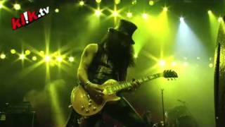 [HD] Slash in Singapore: The Concert (Part 1)