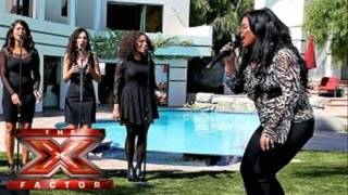 Lauren Murray sings Jess Glynne's Take Me Home - Judges Houses - The X Factor 2015 ONLY SOUND