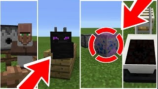 5 THINGS YOU DIDN'T KNOW ABOUT MINECRAFT PE 0.17.0!!!