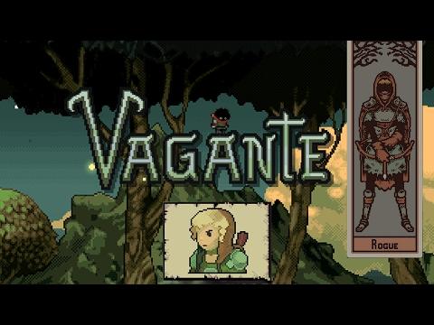 Blargh! The Vagrant Soul #37 - Failrogue of Vagante