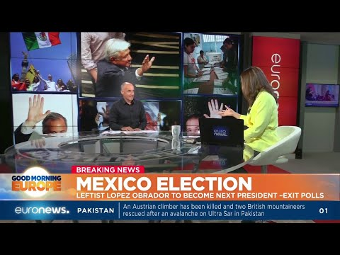 Mexico Election: Andrés Manuel López Obrador is Mexico's next president