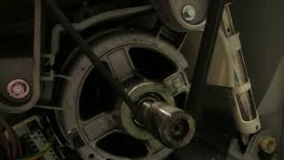 Стиральная машина Zanussi  щетки двигателя износились