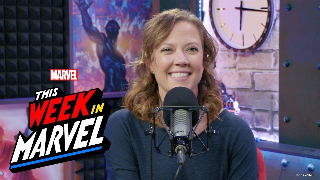 Patti Murin on Anna from Frozen's possible powers! | This Week in Marvel