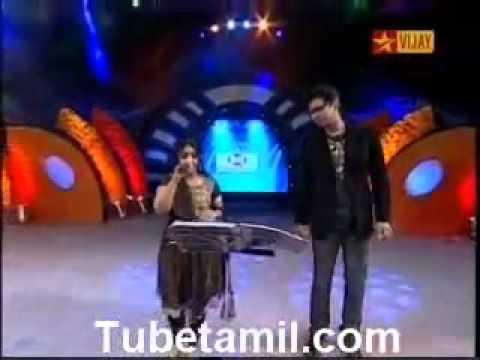 Vijay Prakash performs at the Star Vijay Nite (www.vijay-prakash)
