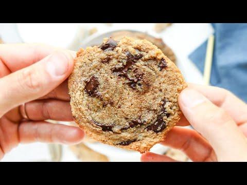 KETO Chocolate Chip Cookies | I Made DISNEY'S Chocolate Chip Cookie Recipe Keto Friendly!!