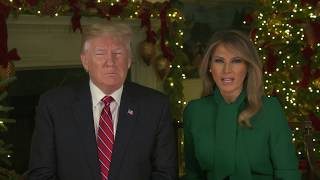 The President & First Lady's 2018 Christmas Message