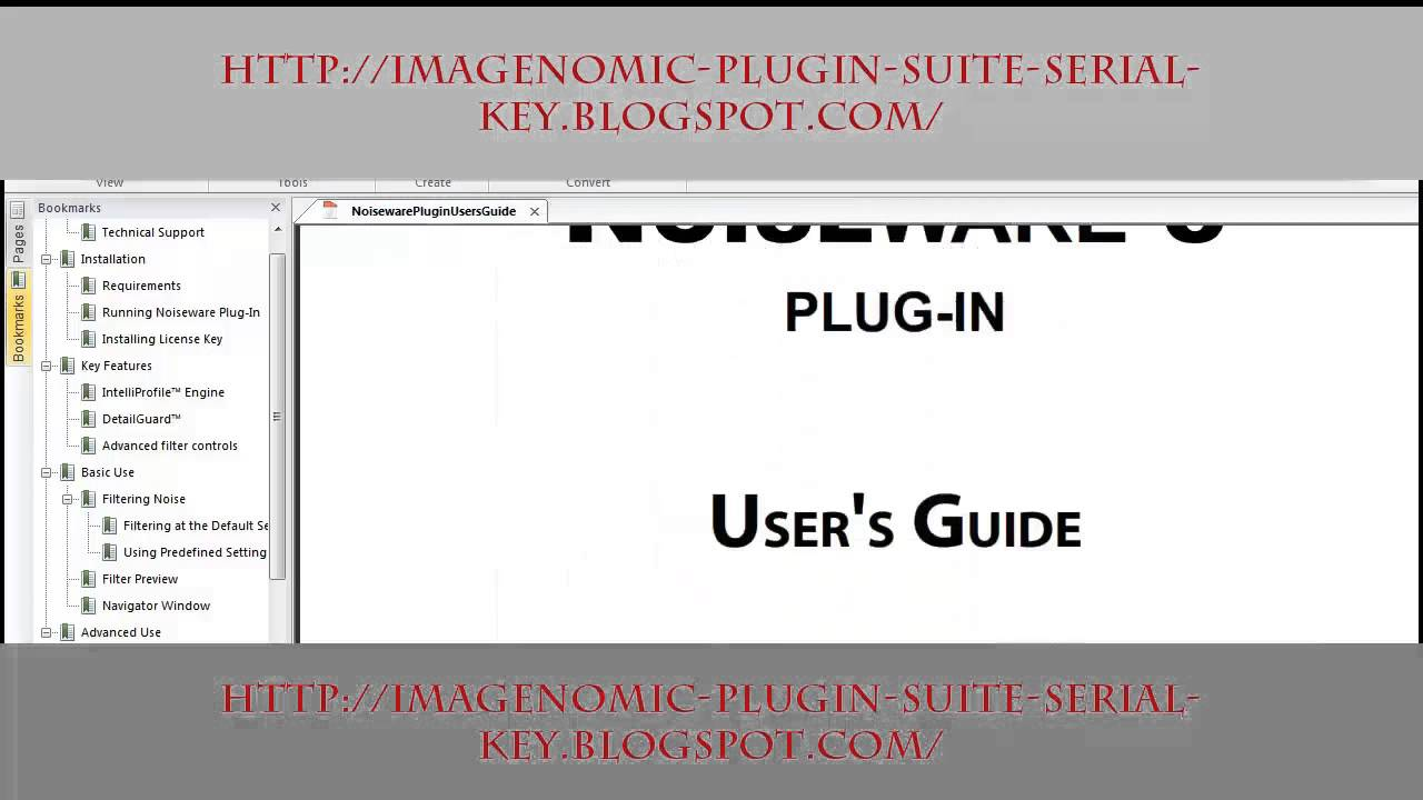 How to install Imagenomic Plugin Suite (Photoshop CC ...
