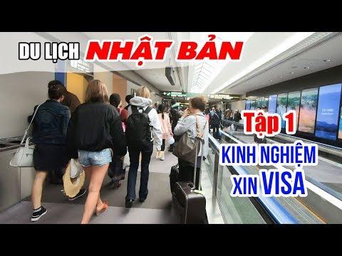 Hướng dẫn thủ tục xin VISA đi Nhật du lịch tự túc   DU LỊCH NHẬT BẢN