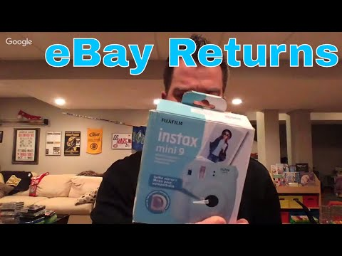 How I Handle eBay Returns, eBay Case Updates and Sold Updates