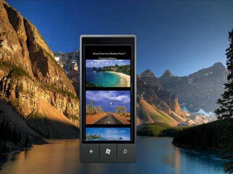 AnnoySmarx Windows Phone 7 client
