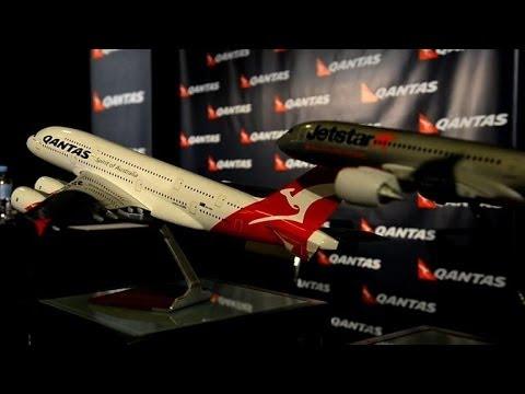 Struggling Australian Carrier Qantas To Axe 5,000 Jobs