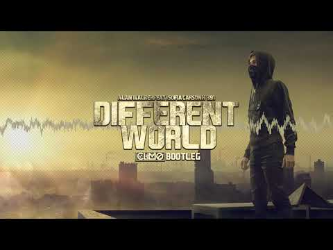 Alan Walker - Different World Feat . Sofia Carson K-391 ( CLIMO  Bootleg )