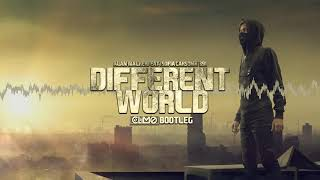 Gambar cover Alan Walker - Different World feat . Sofia Carson K-391 ( CLIMO  Bootleg )