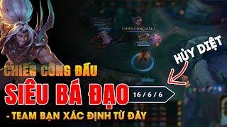 SofM *YASUO* đối đầu Hà Tiều Phu - best Olaf Việt Nam tại Rank Việt | Nhìn KDA hết muốn chơi