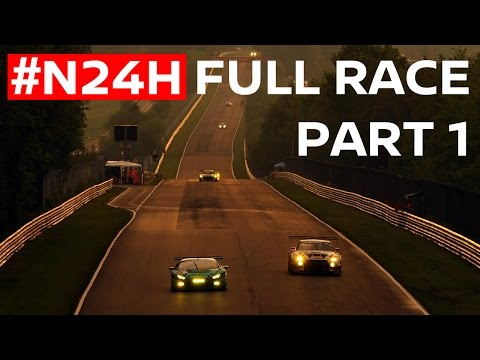 24hr of Nürburgring 2016 Pt.1: Radio Le Mans Commentary FUL