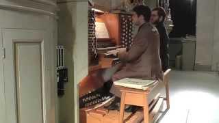 """J. S. Bach - Fantasia super """"Komm, heiliger Geist, Herre Gott BWV 651"""
