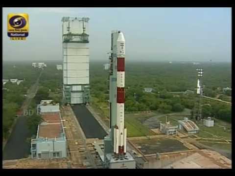 PSLV  C35 Launch from Sriharikota