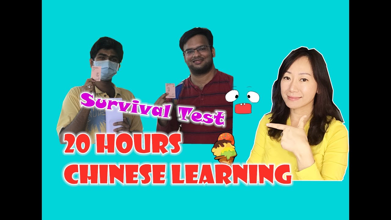 Survival Mandarin for Beginners