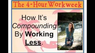 How To LIVE The 4 Hour Work Week (Four Hour Work Week)
