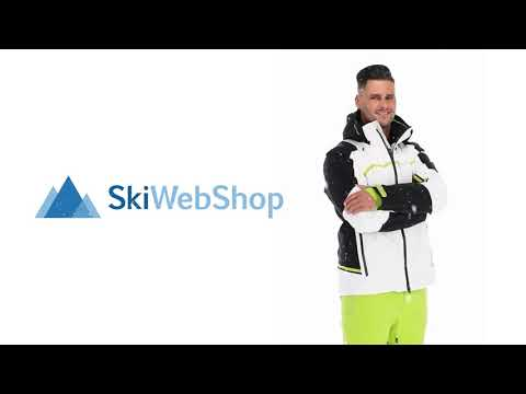 Spyder, Titan GTX, Ski Jacket, Men, White