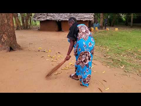 DAILY ROUTING IN VILLAGE LIFE  RURAL LIFE OF AFRICA  AFRICAN VILLAGE LIFE  VILLAGE AFRICA.