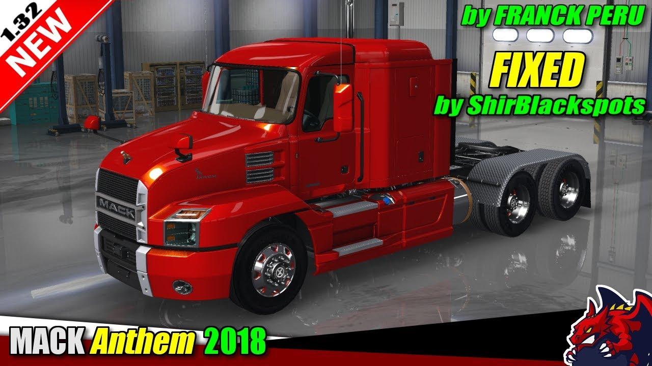 ATS (1 32b) | truck mod (FIXED)