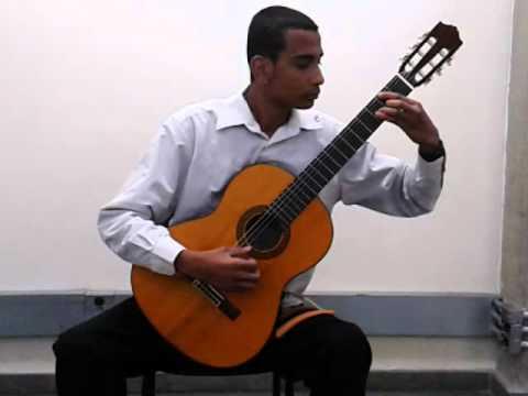 Luiz Violonista Erudito - Gavota-choro de Heitor Villa Lobos