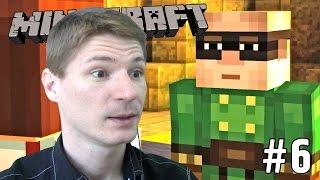 В ПОИСКАХ СОРЕНА #6 МАЙНКРАФТ. СТОРИ МОД. Прохождение Minecraft Story Mode