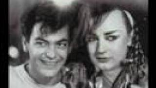 Boy George y Jon Moss