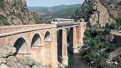 Von Bastia nach Ajaccio - Mit der Eisenbahn durch Korsika