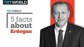 Turkey's presidential elections and candidates: 5 facts about Recep Tayyip Erdogan