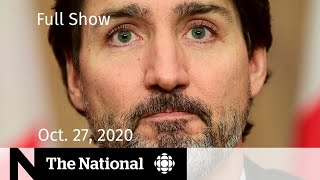 CBC News: The National | 10,000 Canadians dead from COVID-19 | Oct. 27, 2020