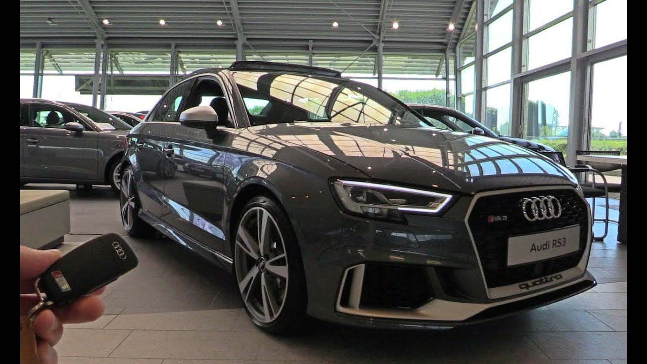 2018 audi rs3 interior. perfect rs3 inside the audi rs3 2017 exhaust sound in depth review interior exterior  2018 and audi rs3 interior g