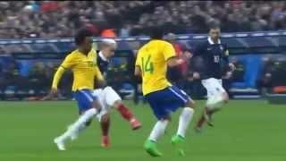 França 1 x 3 Brasil   melhores momentos  do  Amistoso Internacional 2015