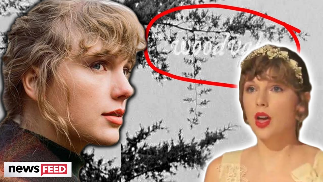 Taylor Swift Responds To Woodvale Album Theories Youtube