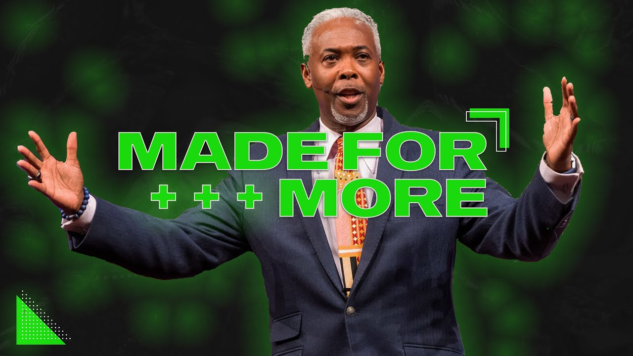 Download Made For More! | Bishop Dale C. Bronner | Word of Faith Family Worship Cathedral