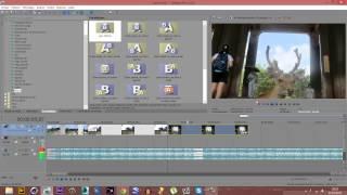 Tuto Sony Vegas // Réaliser un Montage Photo/Vidéo Dynamique // By Dawn