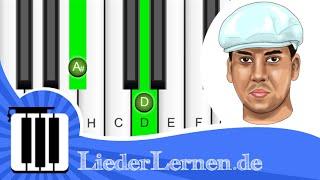 Xavier Naidoo - Dieser Weg - Klavier lernen - Musiknoten - Akkorde