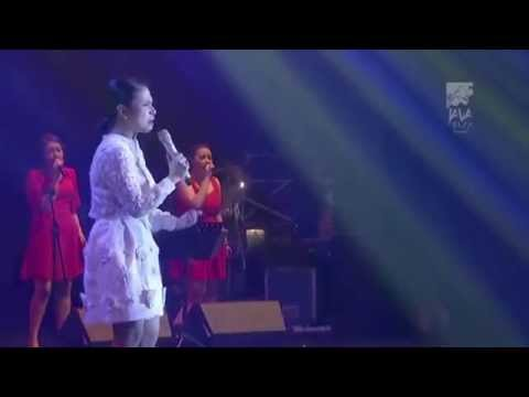 Ruth Sahanaya Live @ Java Jazz Festival 2014 - Kaulah Segalanya (Say You'll Always Be Mine)
