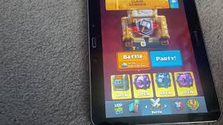 BIG CLASH ROYALE CHEST OPENING