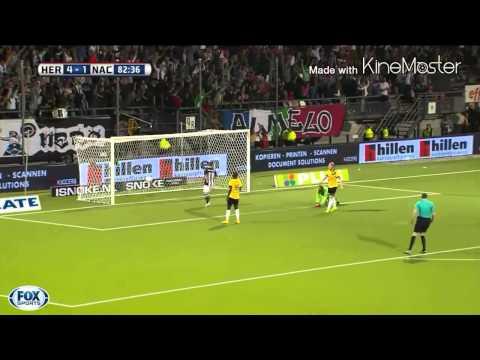 Eredivisie matches intro seizoen 2015 - 2016