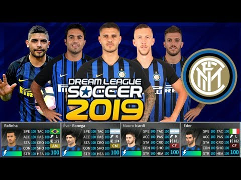 DREAM LEAGUE SOCCER 2019 Hack Inter Milan 6.07 No Root (All Players Unlocked + Unlimited Coins)