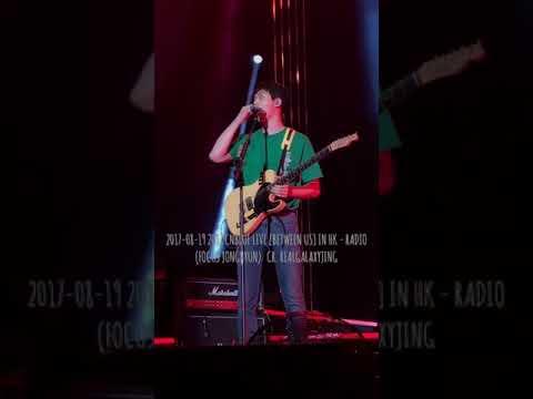 [직캠] 170819 2017 CNBLUE LIVE [BETWEEN US] IN HK - RADIO (FOCUS JONGHYUNイ・ジョンヒョン)