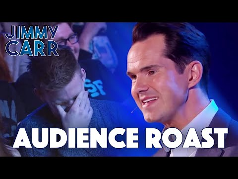 Jimmy Roasting The Audience  VOL. 2 | Jimmy Carr