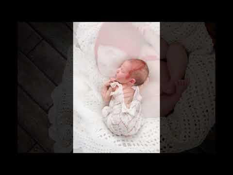La photographie de naissance comme idée cadeau
