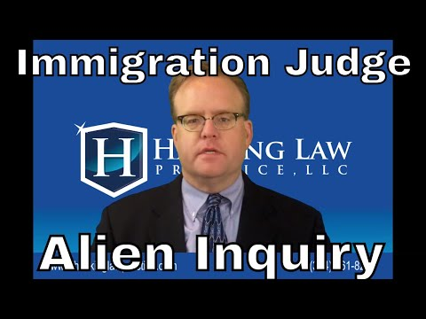 Immigration Judge to Inquire into Alien's Possible Citizenship