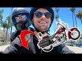 ON ROULE EN HARLEY DAVIDSON Vlog Los Angeles 1 mp3